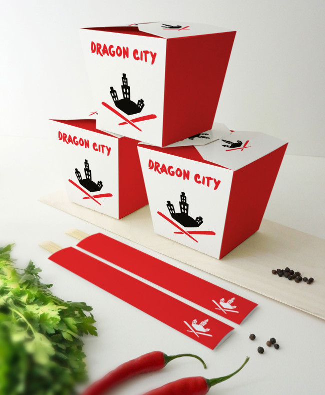 Dragon City Takeout