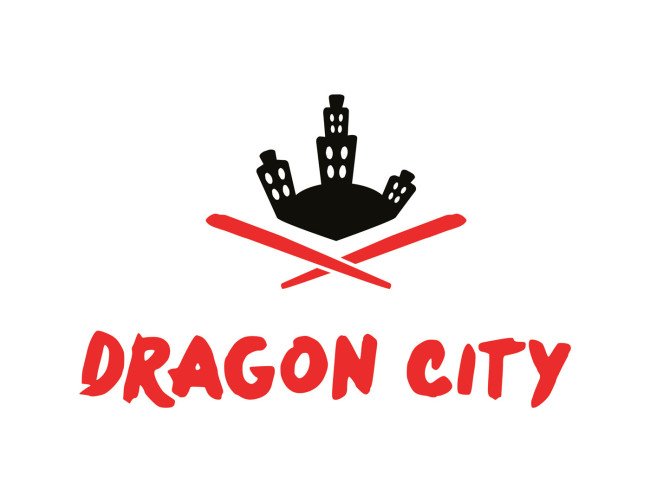 Dragon City Logo