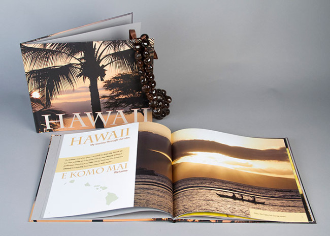 Hawaii Photo Book