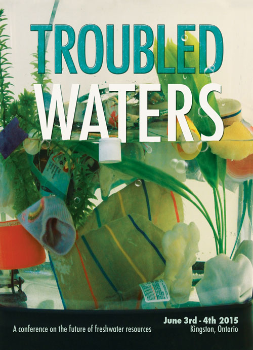 Troubled Waters Front