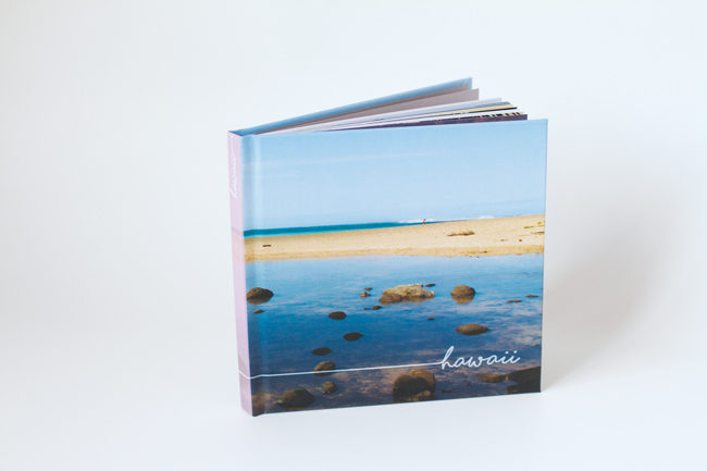 Hawaii Photo Book Cover