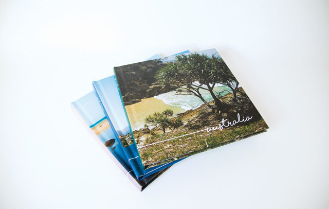 Trio Book Set - Australia, New Zealand and Hawaii